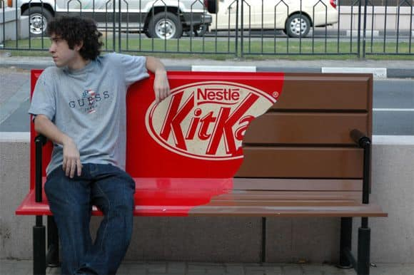 Kitkat Watch Funny Advertisements