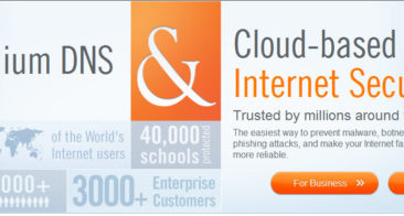 OpenDNS : Change DNS server to Improve Internet Speed