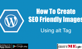 How To Create SEO Friendly Images in WordPress using alt Tag
