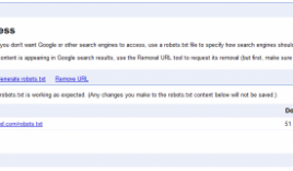 Robots.Txt Stops Search Engine Bots to Crawl Part Of Your Blog