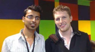 India's First WordCamp With Matt Mullenweg and Om Malik [Feb 21, 2009]