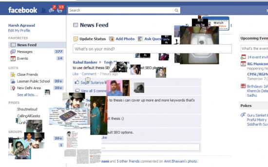 Facebook Javascript trick 550x344