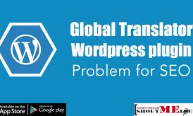 Global translator WordPress plugin problem for SEO