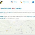 Nearbytweets : Find Twitter users Tweeting Across the Street