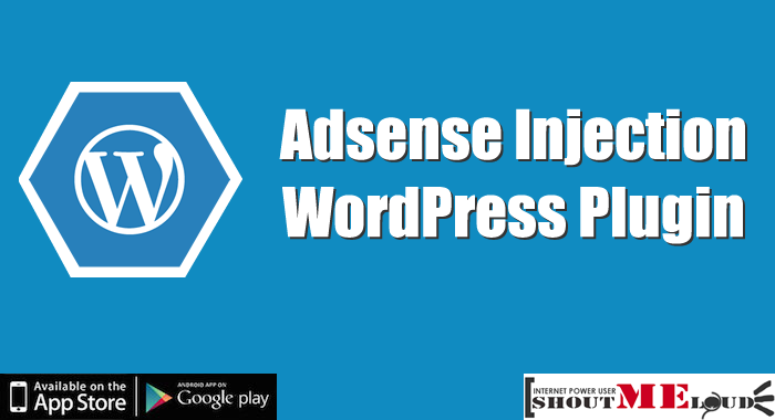 Adsense Injection WordPress Plugin