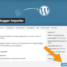 How to Import Blogger to WordPress : Quick and Easy Way