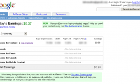 How I Earned $345 with Google adsense in a day