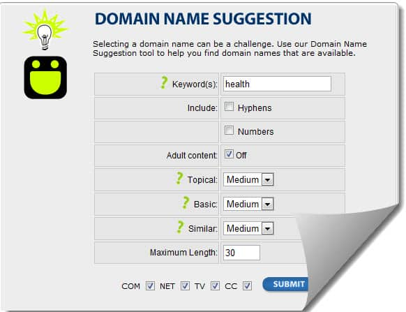 domainIT 5 Domain Name Suggestion Tools