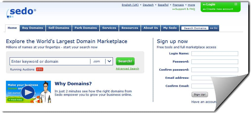 5 websites to buy or sell websites domains for Buy and sell online sites