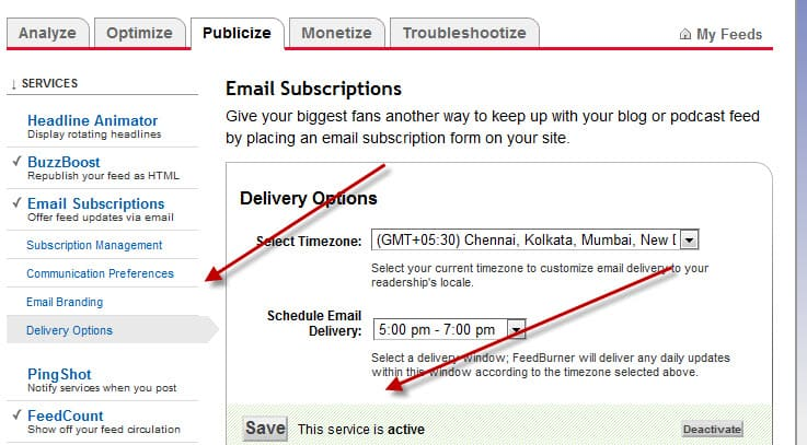 Delivery Options What is the Best Time to Send Email NewsLetter