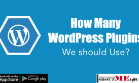 How Many WordPress Plugins We should Use?