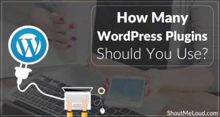 How Many WordPress Plugins Should You Use?