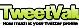 Tweetvalue : Check Value of Twitter Profile