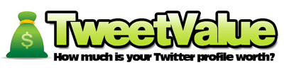 Tweetvalue Tweetvalue : Check Value of Twitter Profile