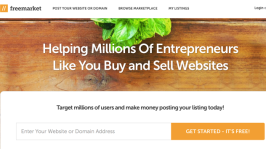 5 Websites to Buy Or Sell Websites & Domains