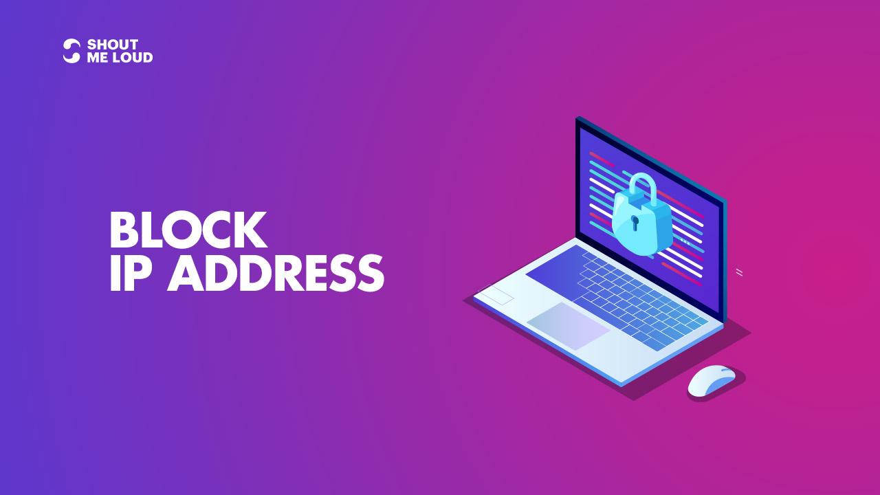 Block IP Address using htaccess