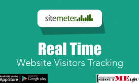 SiteMeter : Real Time Website Visitors Tracking