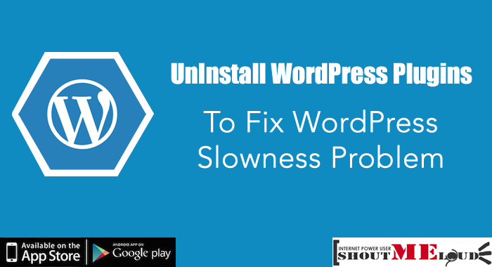 Slow WordPress Solution