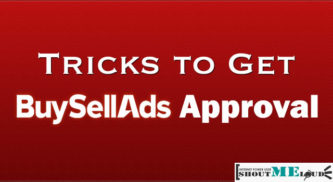 How to Get BuySellAds Approval for Your Website