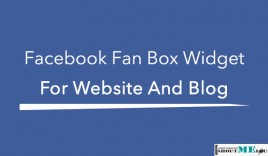Facebook Fan Box Widget for Website And Blog