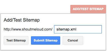 Google Sitemap1 How to Submit Your Blog Sitemap to Google Webmaster Tool