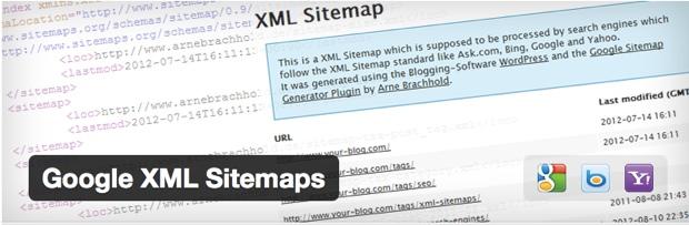 Google XML sitemaps plugin to Create WordPress sitemap: