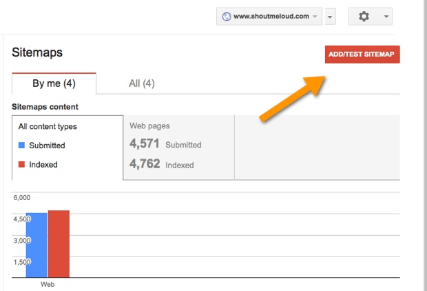 How to Submit Your Blog Sitemap to Google Search Console