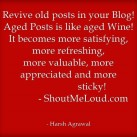 Why You Need To Edit Old Posts on Your Blog : Practical Tips