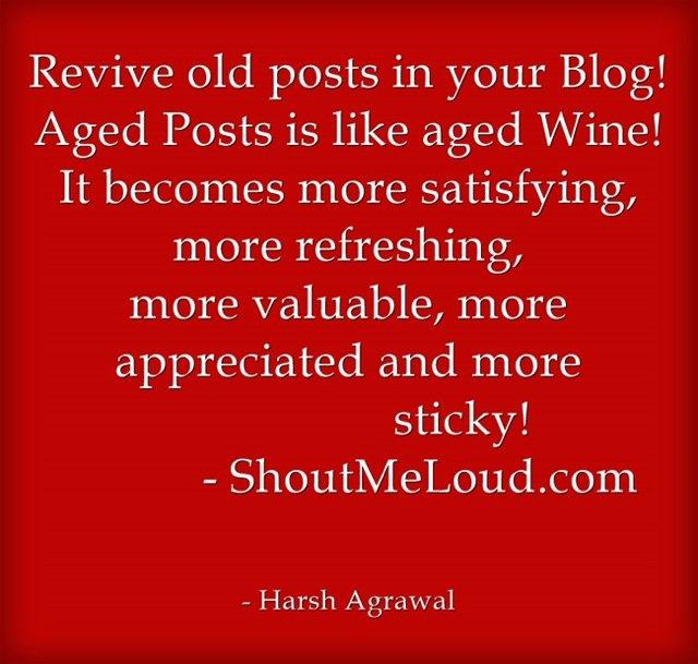 edit old blog posts