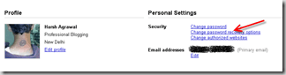 gmailmanage account thumb Recover Gmail lost password Via Mobile SMS