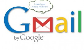Gmail Asking for Mobile number to activate Google account