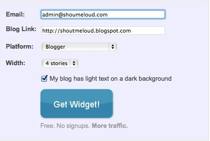 Linkwithin for BlogSpot
