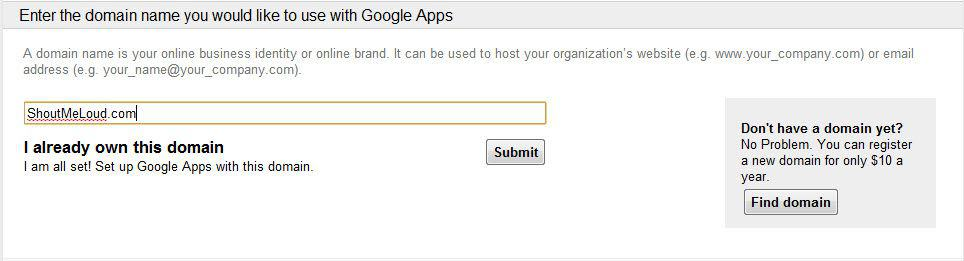 Personalized Domain Email How To Create Free Email with own Domain using Google Apps
