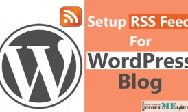 How to Set Up RSS Feed For WordPress using Feedburner