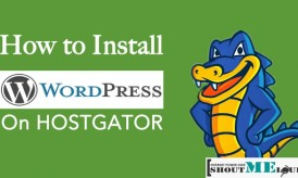 How To Install WordPress on HostGator in 2017 [With Pictures]