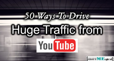 50 Ways To Drive Huge Traffic From YouTube