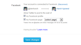 How to show your Twitter Tweets On Facebook Profile