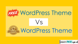 Free WordPress Theme VS Premium WordPress Theme