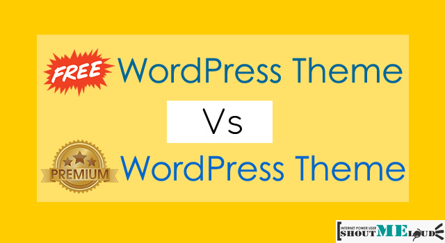 Free WordPress Theme vs. Premium WordPress Theme