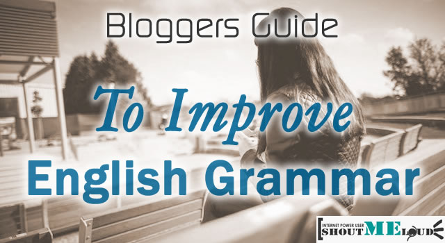 Improving English Grammar