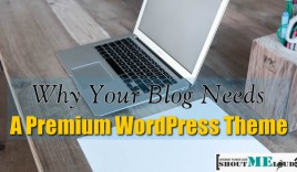 Why Your Blog Needs A Premium WordPress Theme ?