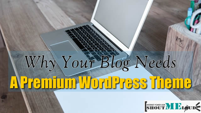 Why Premium WordPress Theme