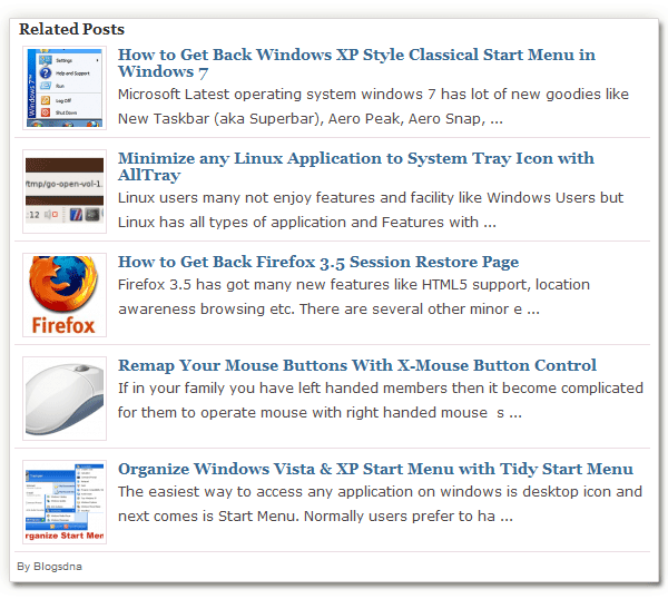 Wp Thumbie Wordpress Thumbnail Related Posts Show Related Post In Wordpress With Thumbnails : Wordpress Plugin