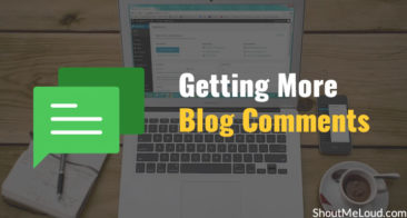 How Do You Get More Blog Comments? Ask A Question.