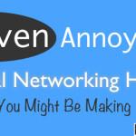 Social Networking Habits 150x150