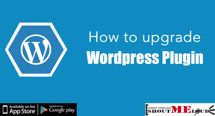 Upgrade WordPress Plugin