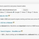 WordPress Insights Plugin : Quickly Interlink Blog Post