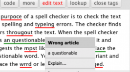 After The Deadline : English Grammar Check WordPress Plugin