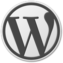 wordpress logo Wordpress Blank Page Super cache Plugin problem Solved