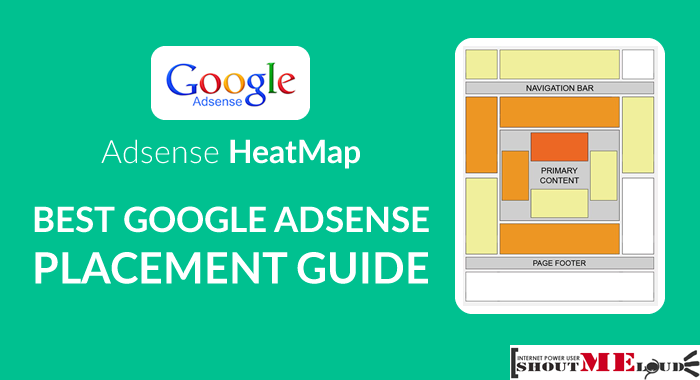 Adsense HeatMap : Best Google Adsense Placement Guide